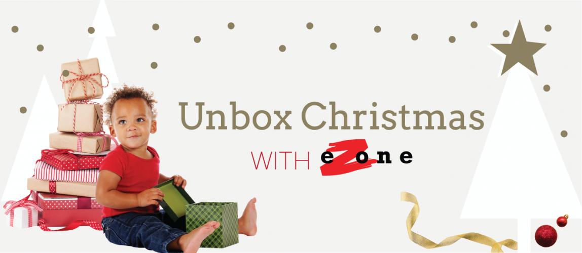 Unbox Christmas With Our eZ Shopper App!