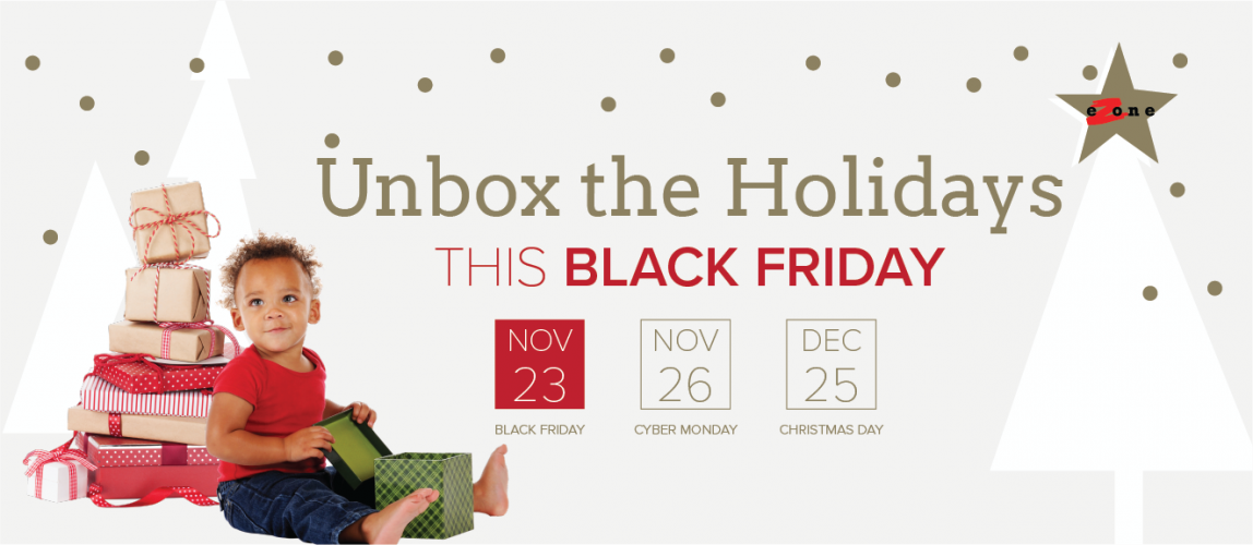 Sneak A Peek Into Black Friday With eZone!