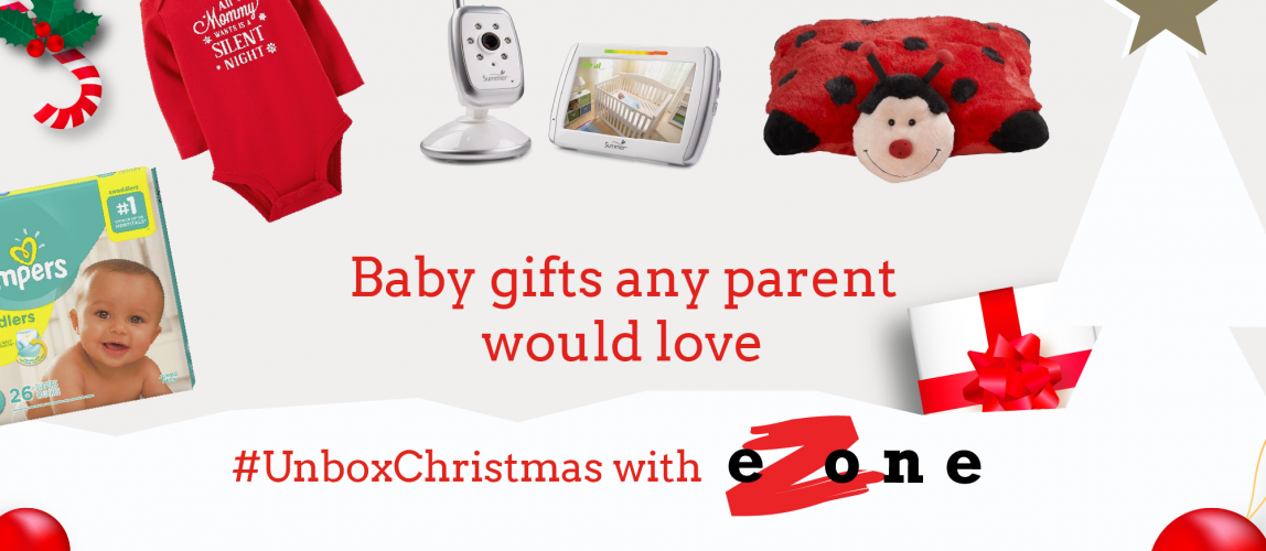 eZone's Gift Guide – Baby Gifts Any Parent Would Love!